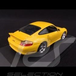 Porsche 911 Type Typ 996 Turbo 2000 jaune vitesse speed yellow speedgelb 1/43 Minichamps WAP02006410