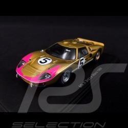 Ford GT40 Mk II n° 5 3rd Le Mans 1966 1/43 Spark S4076