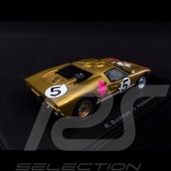 Ford GT40 Mk II n° 5 3ème Le Mans 1966 1/43 Spark S4076