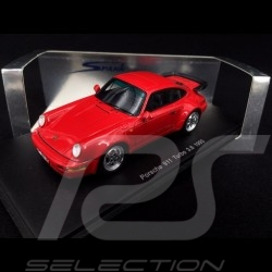 Porsche 911 type 964 Turbo 3.6 1993 Guards red 1/43 Spark S2034