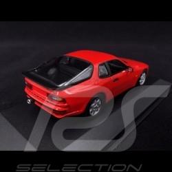 Porsche 944 S2 1989 Indischrot 1/43 Minichamps 400062220
