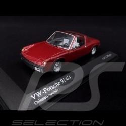 Porsche 914 /4 1973 Colorado rot 1/43 Minichamps 430065670