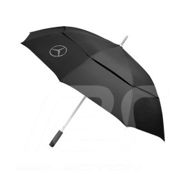 Mercedes umbrella large size automatic opening polyester black Mercedes-Benz B66952630
