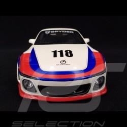 Porsche 911 type 997 Old & New Kit 935/78 look n° 118 1/18 GT Spirit GT796