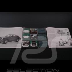 Brochure Porsche 911 Mars 1965 W28