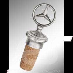 Mercedes Weinverschluss Naturkork- mit Klassische Kühlerhaubenstern Mercedes-Benz B66041534