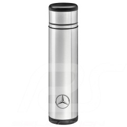 Mercedes thermos Emsa insulated cup steel silver Mercedes-Benz B67872866