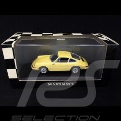 Porsche 911 1964 light yellow 1/43 Minichamps 433067133