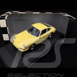 Porsche 911 1964 hellgelb 1/43 Minichamps 433067133