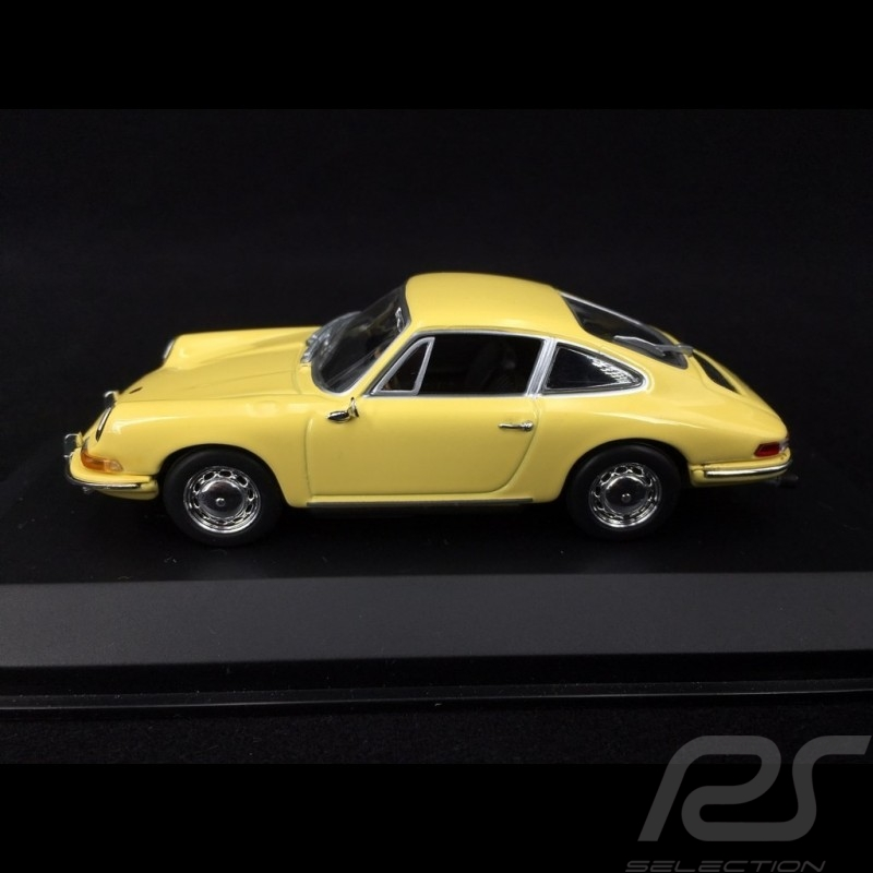 Porsche 911 1964 jaune clair 1/43 Minichamps 433067133 light yellow hellgelb