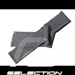 Echarpe Scarf Schal Mercedes Laine Wool Wolle  Gris anthracite Mercedes-Benz B66951400