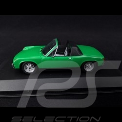 Porsche 914 1969 green 1/43 Minichamps 430065662