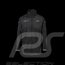 Veste Hugo Boss Porsche Motorsport Coupe-vent noir Porsche WAP438L0MS - jacket Jacke windbreaker mixte