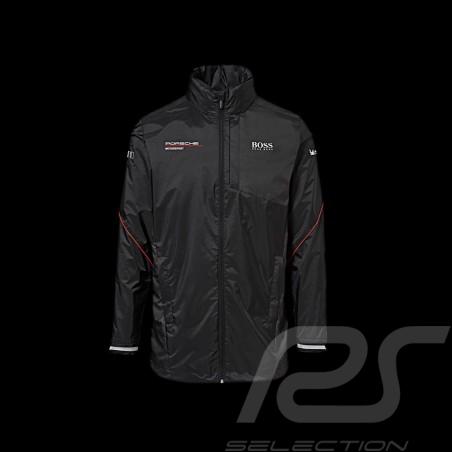 Veste Hugo Boss Porsche Motorsport Coupe-vent noir Porsche WAP438L0MS - jacket Jacke windbreaker mixte
