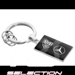 Mercedes keyring VfB Stuttgart black Mercedes-Benz B66952319