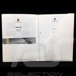 Porsche Press kit Geneva Motor Show 2000  language German