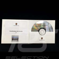 Press kit Porsche Cayenne / Cayenne S / Cayenne Turbo Janvier 2007 Language German