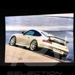 Porsche Press kit Geneva Motor Show 1999 language English