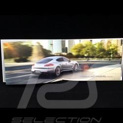 Brochure Porsche The new Panamera Executive models 06/2013 ref Wslp1401000320