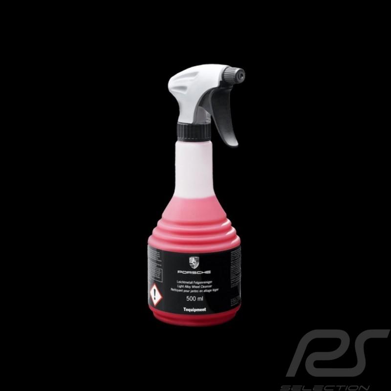 Nettoyant pour jantes Porsche Car Care Tequipment 4400208 Wheel cleanser Felgenreiniger