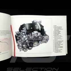 Brochure Broschüre Porsche 911 GT3 (991 GT3 phase I) 2013 ref WSLG1401000130