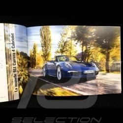 Brochure Porsche 911 GT3 (991 GT3 phase I) 2013 ref WSLG1401000130