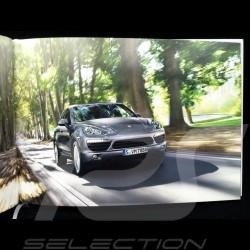 Brochure Porsche New Cayenne S Diesel 2012 ref WSLE1301000430