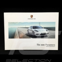 Brochure Broschüre Porsche The New Panamera Thrilling Contradictions 2012 ref Wslp1401000220