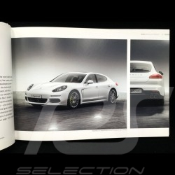 Brochure Porsche The New Panamera Thrilling Contradictions 2012 ref Wslp1401000220