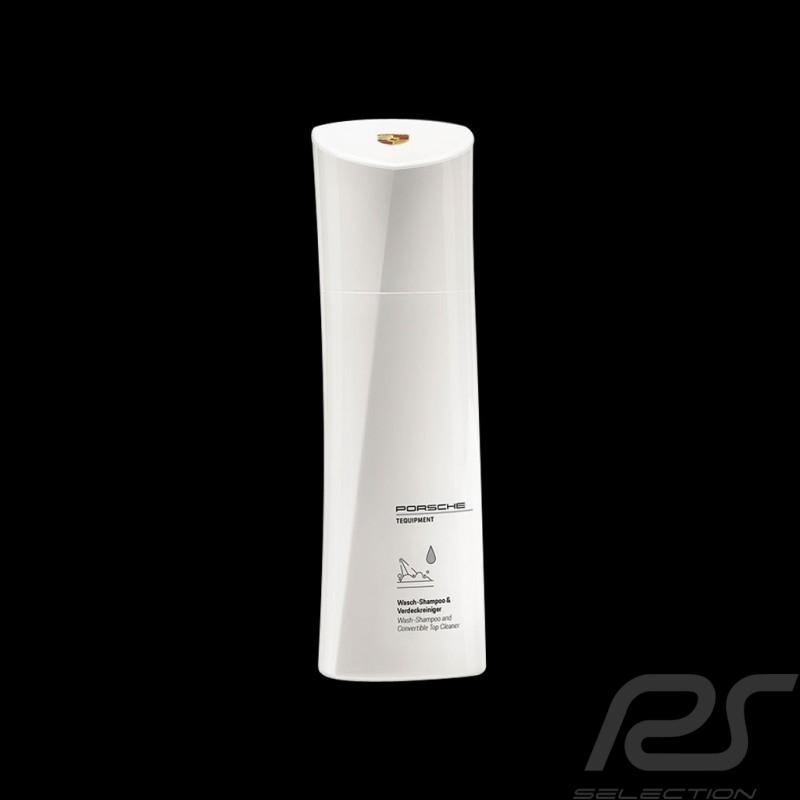 Shampooing lavant et nettoyant pour capote Porsche Car Care Tequipment White Edition 4400211 Wash-Shampoo