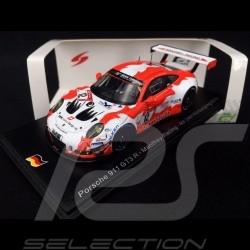 Porsche 911 GT3 R typ 991 n° 12 Manthey-Racing Platz 4 24h Nürburgring 2019 1/43 Spark SG524