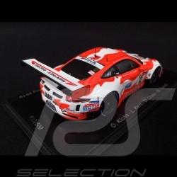 Porsche 911 GT3 R type 991 n° 12 Manthey-Racing 4ème 24h Nürburgring 2019 1/43 Spark SG524