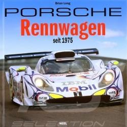 Buch Porsche Rennwagen - seit 1975
