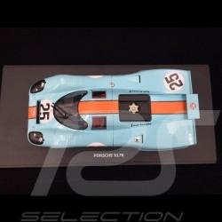 Porsche 917 K 1000km Spa 1970  N° 25 JWA Gulf 1/18 CMR CMR146