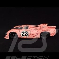 """Porsche 917 /20 n° 23 """"Rosa sau"""" 24h du Mans 1971 1/18 Minichamps 180716923"""