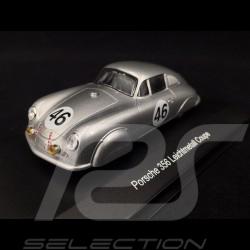 Porsche 356 Coupé n° 46 Leichtmetall Le Mans 1951 1/43 Dingler Models 015590
