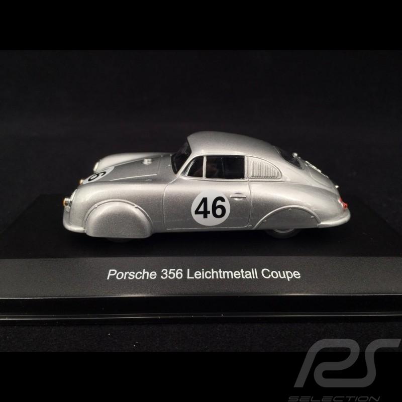 Porsche 356 Coupé n° 46 alliage léger Le Mans 1951 1/43 Dingler Models 015590