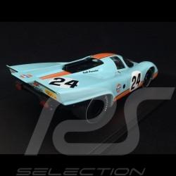 Porsche 917 K Vainqueur winner sieger 1000km Spa 1970  N° 24 JWA Gulf 1/18 CMR CMR131-24