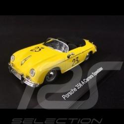 Porsche 356 A Speedster n° 23F James Dean Palm Springs 1955 1/43 Dingler Models 015595