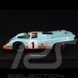 Porsche 917 K 24h Daytona 1970  N° 1 JWA Gulf 1/18 CMR CMR131-1-24