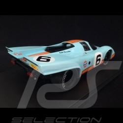 Porsche 917 K 1000km Brands Hatch 1971 n°6 JWA Gulf 1/18 CMR CMR131-6
