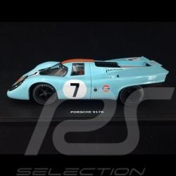 Porsche 917 K Vainqueur 1000km Monza 1970 n° 7 JWA Gulf 1/18 CMR CMR146-7