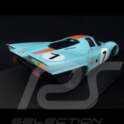 Porsche 917 K Winner Monza 1970 n° 7  JWA Gulf 1/18 CMR CMR146-7