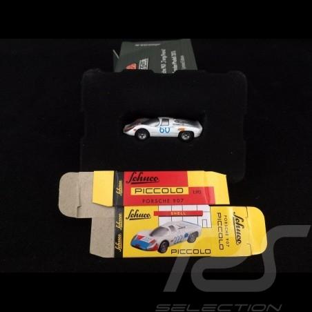 """Porsche 907 n° 60 """"Targa Florio"""" 1/90 Schuco Piccolo 450598700"""