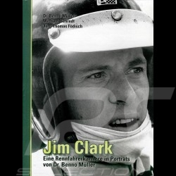 Book Jim Clark - Eine Rennfahrerkarriere in Porträts von Dr. Benno Müller