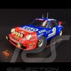 Porsche 911 Carrera RS GR.4 n° 1 Monte-Carlo Rally 1979 1/18 Ixo 18RMC026