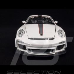 Porsche 997 GT3 RS 4.0 weiß 1/18 Burago 1811036