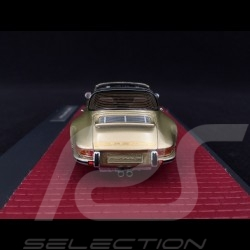 Singer Porsche 911 Targa 2014 gold 1/43 Matrix MX41607-092