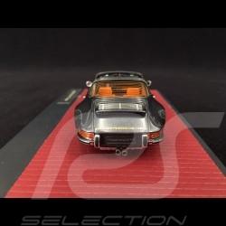 Singer Porsche 911 Targa 2014 grey 1/43 Matrix MX41607-091