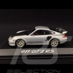 Porsche 911 type 997 GT2 RS 2011 grey 1/43 Minichamps WAP0200070B